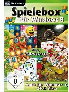 Spielebox für Windows 8