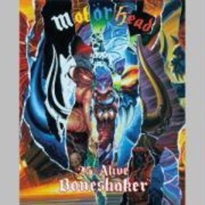 25 & Alive/Boneshaker (DVD+A