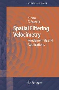 Spatial Filtering Velocimetry
