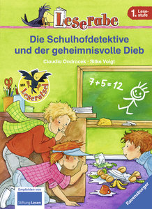 Die Schulhofdetektive und der geheimnisvolle Dieb