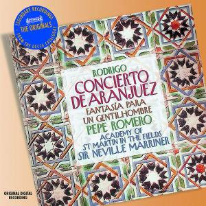 Concierto Di Aranjuez/Fantasia P.Un Gentilhombre