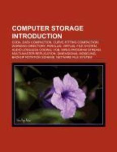 Computer storage Introduction