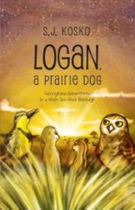Logan, a Prairie Dog