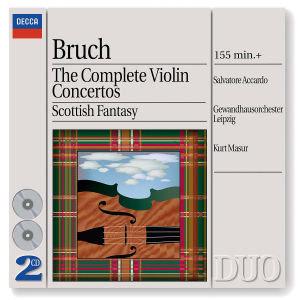 Sämtliche Violinkonzerte 1-3 (GA)