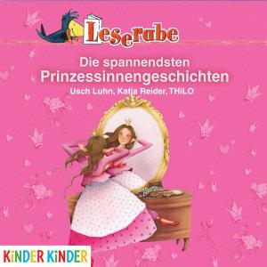 Leserabe-Die Spannendsten Prinzessinnengeschicht