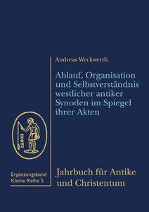 Ablauf, Organisation und Selbstverständnis westlicher antiker Sy