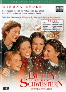Betty und ihre Schwestern. DVD-Video