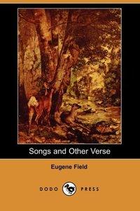 SONGS & OTHER VERSE (DODO PRES