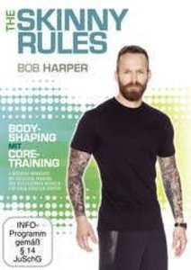 Bob Harper -The Skinny Rules - Bodyshaping mit Core-Training