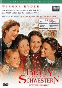 Betty und ihre Schwestern. DVD-Video