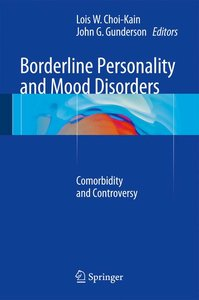 Borderline Personality and Mood Disorders