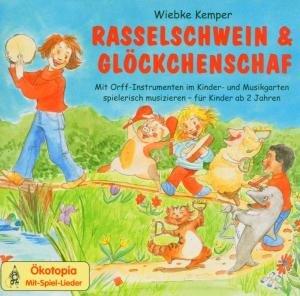Rasselschwein und Glöckchenschaf. CD