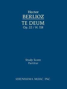 Te Deum, Op. 22 / H. 118 - Study Score