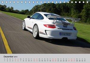 Bau, S: Porsche GT3RS 4,0 (Tischkalender 2015 DIN A5 quer)