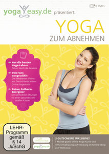 Yoga Easy - Yoga zum Abnehmen