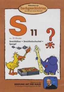 (S11)Streichhölzer