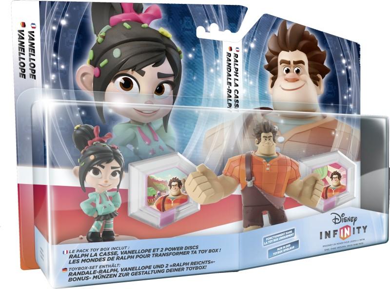 Disney INFINITY - Ralph Reichts - Toybox Set - zum Schließen ins Bild klicken