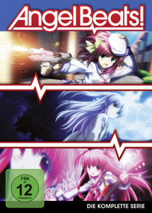 Angel Beats! Komplettbox