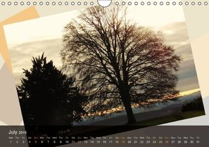 Country-Skylines (Wall Calendar 2015 DIN A4 Landscape)
