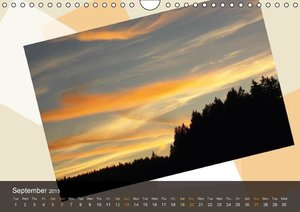 Country-Skylines (Wall Calendar 2015 DIN A4 Landscape)
