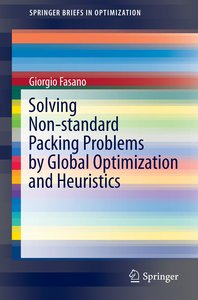 Solving Non-standard Packing Problems by Global Optimization and