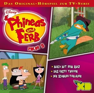 Phineas & Ferb TV Serie Folge 9