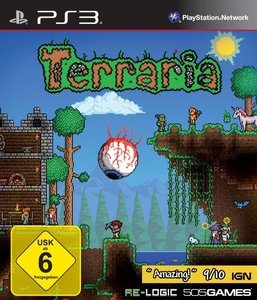 Terraria. Playstation PS3