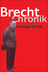 Brecht Chronik 1898 - 1956