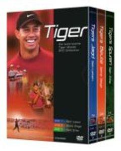 Tiger - Die autorisierte Tiger Woods DVD Collection