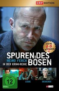 Spuren des Bösen: Teil 4-6 (DVD)