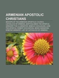 Armenian Apostolic Christians