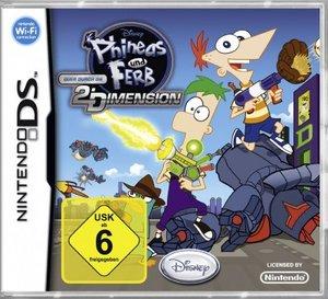 Phineas und Ferb - Quer durch die 2. Dimension (Software Pyramid