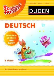 Sorgenfresser Deutsch 2. Klasse