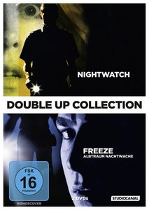 Nightwatch & Freeze - Albtraum Nachtwache / Double Up Collection