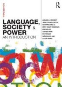 Mooney, A: Language, Society and Power