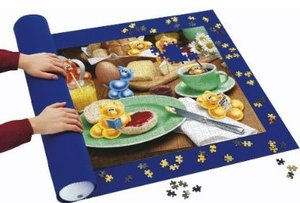 Ravensburger 17959 - Roll your Puzzle, Puzzlerolle bis 1500 Teil