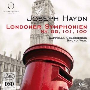 Londoner Sinfonien 99-101