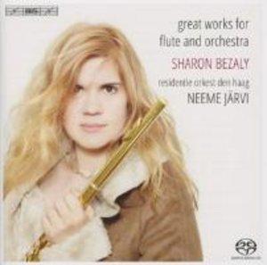 Große Werke für Flöte und Orchester