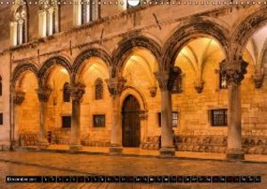 Dubrovnik - Heart of the Adriatic Sea (Wall Calendar 2015 DIN A3