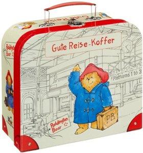 Heunec 608078 - Paddington Bear Koffer, 27 cm