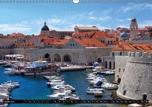 Dubrovnik - Heart of the Adriatic Sea (Wall Calendar 2015 DIN A3