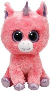 Ty Magic-Einhorn pink, ca. 15cm