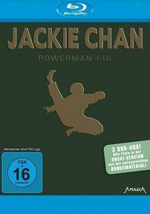 Jackie Chan - Powerman I-III