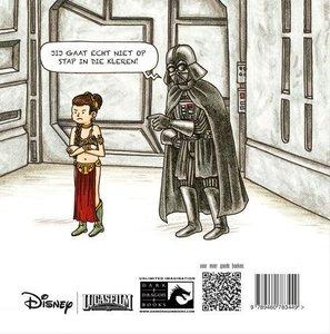 Star wars darth vaders kleine prinses / druk 1