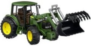 Bruder 2052 - John Deere: Traktor 6920 mit Frontlader