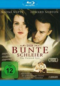 Der bunte Schleier-Blu-ray