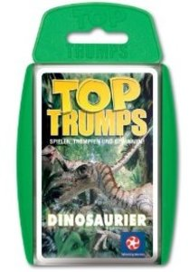 Winning Moves win60017 - Top Trumps: Dinosaurier