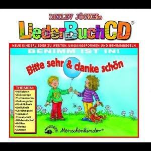Bitte Sehr & Danke Schön (LiederbuchCD)