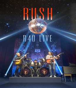 R40 Live (Blu-Ray)