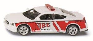 SIKU 1468 - US-Feuerwehr-Kommandowagen